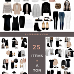 How To Build A Capsule Wardrobe (Plus Free Workbook!)