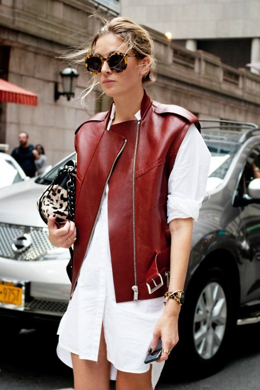 How To Elevate A White Shirtdress (Le Fashion)