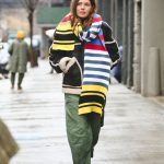 How To Wear A Blanket Scarf Without Looking Like You're Napping