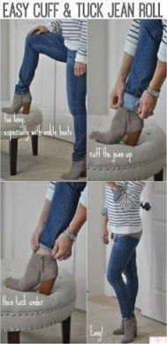 How To Wear Ankle Boots With Jeans Older Women Christmas Gifts 43+ Ideas For 2019