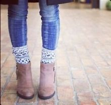 How To Wear Ankle Boots With Socks And Jeans 48+ Ideas
