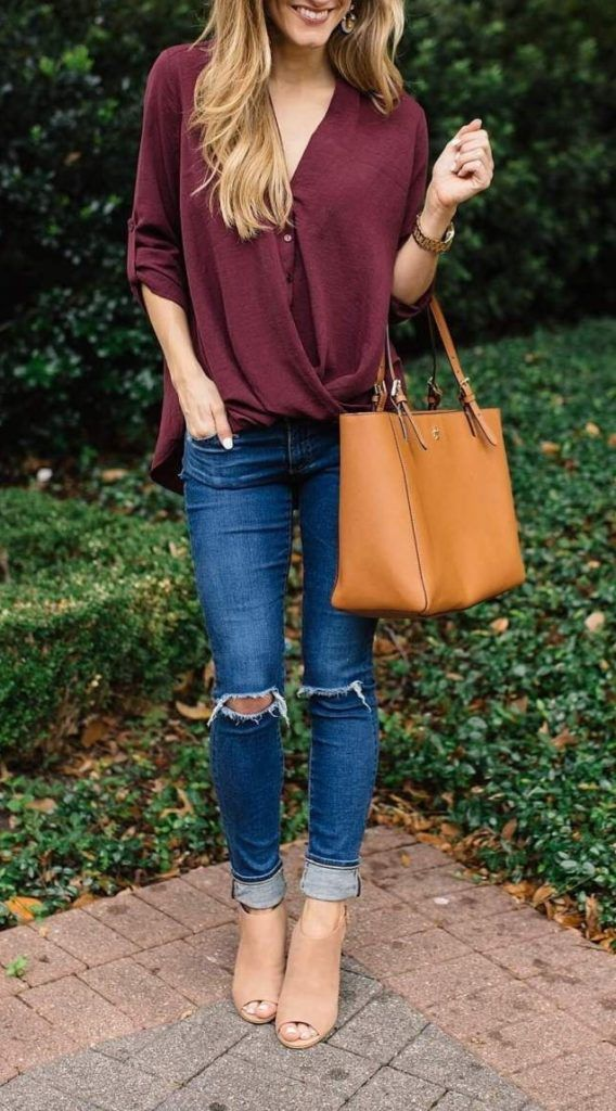 How To Wear Ankle Boots | Women's Ankle Booties – ClassyStylee #boots #ankleboot…