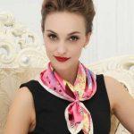 How To Wear Scarves Colour 26+ Super Ideas