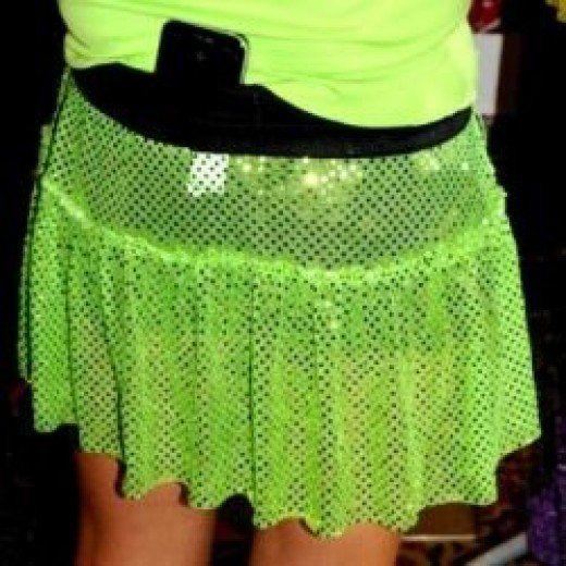 How to Make a Running Skirt
