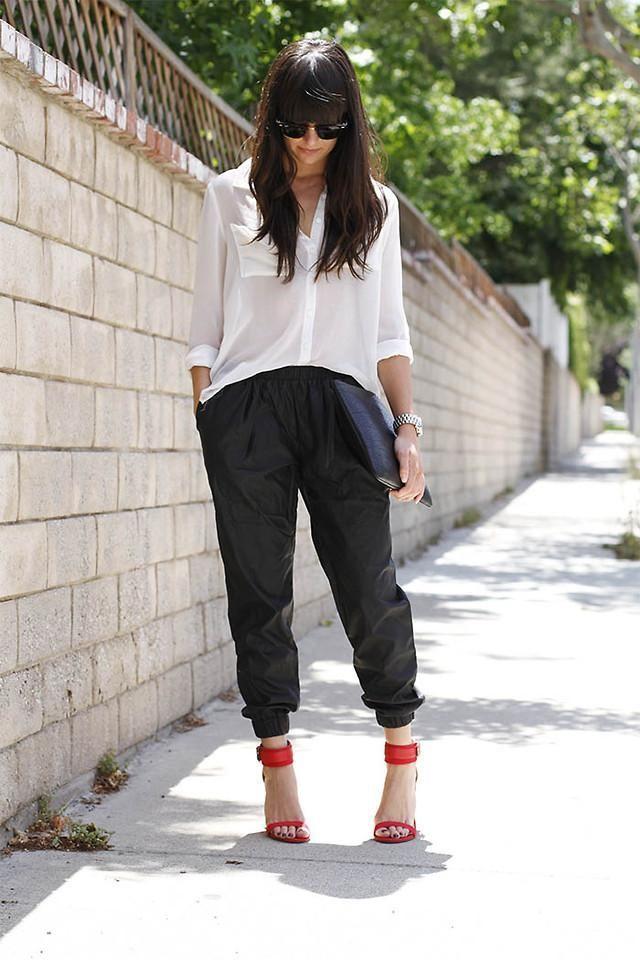 How to Wear Harem Pants  – Glam Radar