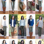 How to Wear Olive Skinny Jeans - 15 Ways