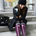 Hunter boots - Lovely Pepa by Alexandra