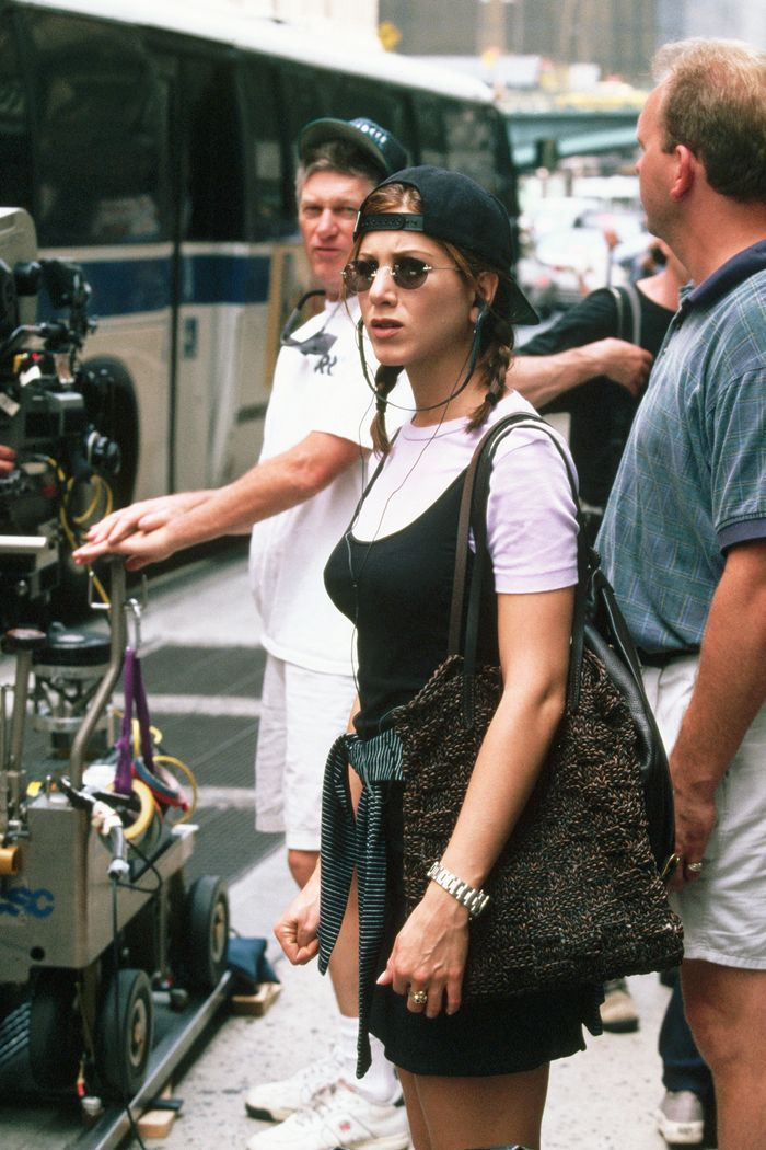I Re-Created Jennifer Aniston's Most Iconic 1990s Outfits