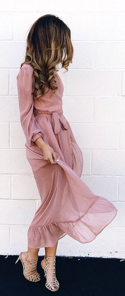Ideas Dress Pink Outfit Wedding Classy