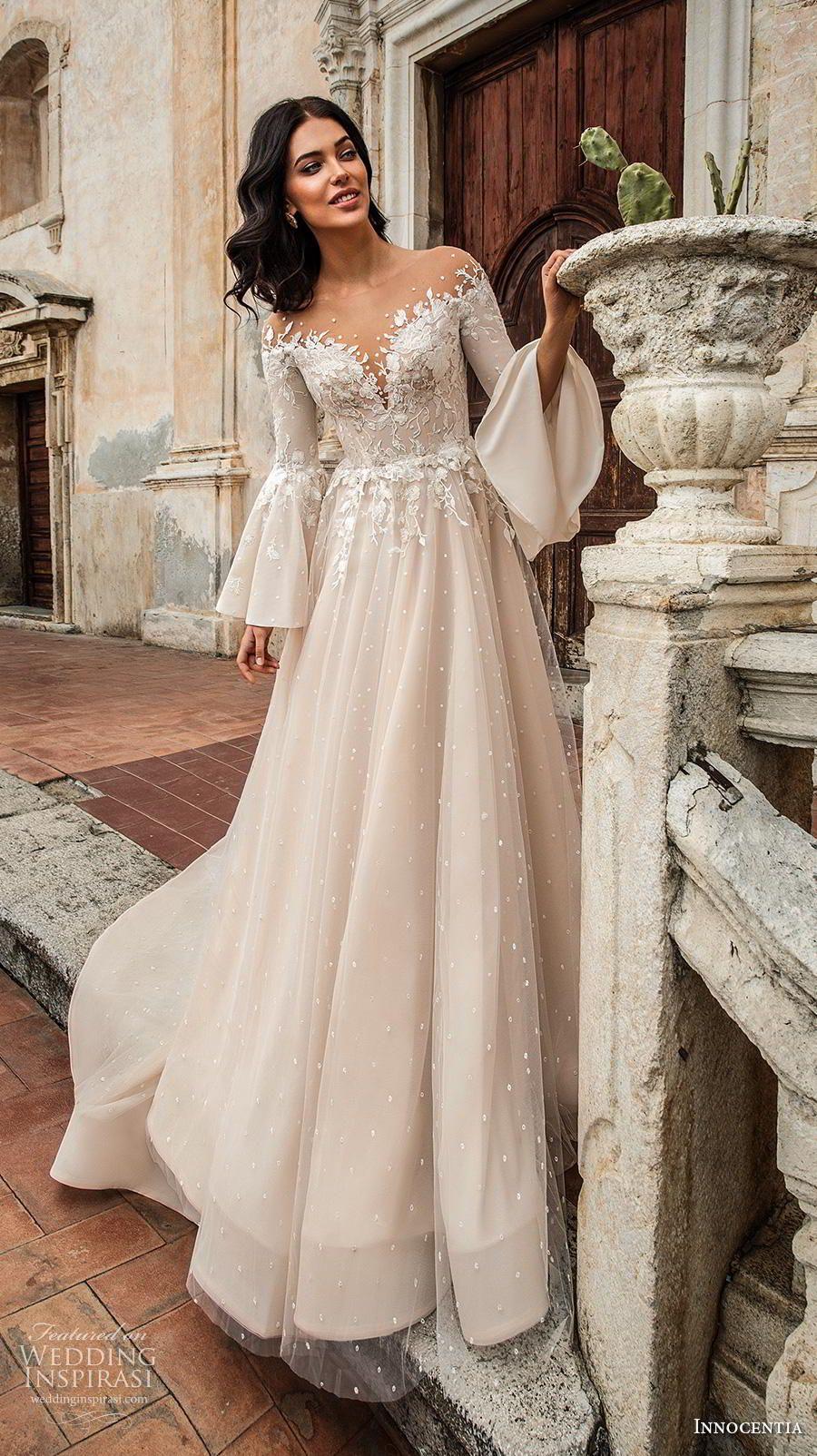 "Innocentia 2019 Wedding Dresses — ""Taormina"" Bridal Collection"