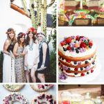 It's a Garden Party! Boho Bridal Shower Inspiration