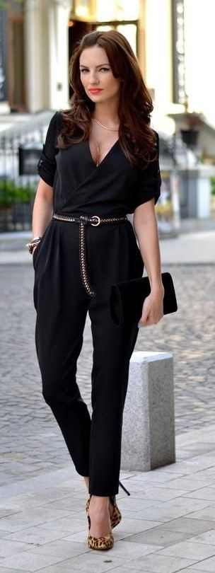 Jumpsuits For Women – Street Style (9)