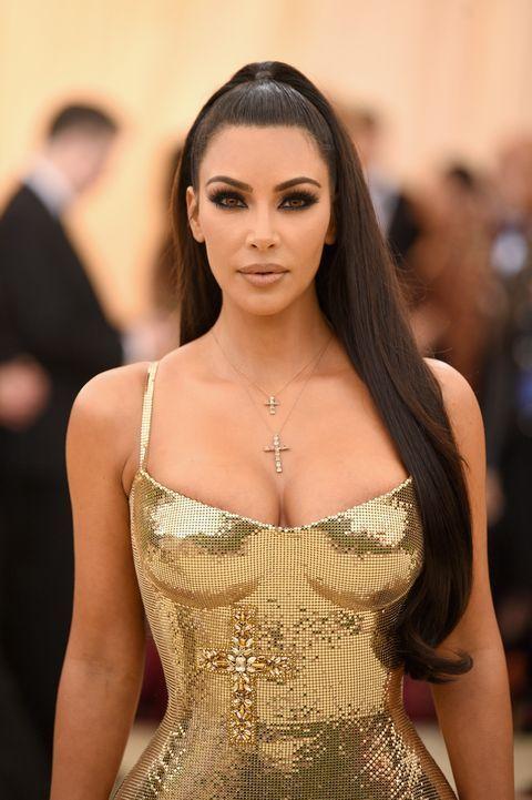 Kim Kardashian's Complete Beauty Evolution #kimkardashianstyle Kim Kardashian's …