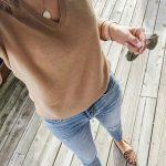 Klassisch, aber nicht zu viel: der Cashmere-Pullover und sieben Möglichkeiten