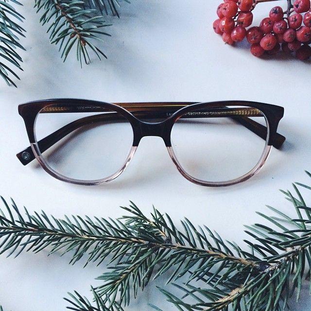 Laurel Eyeglasses in tea rose fade for Women