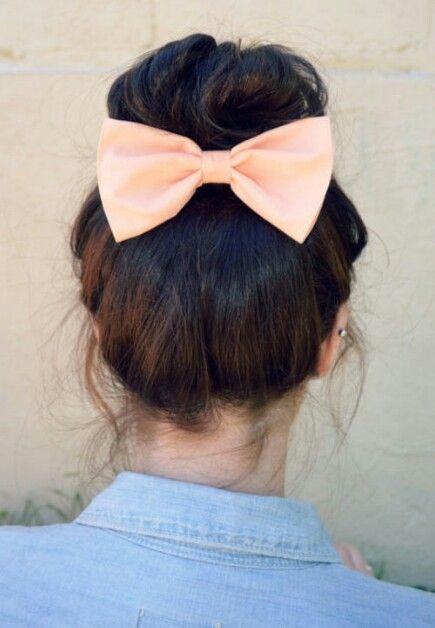 Les plus jolis chignons bun de Pinterest  – Elle
