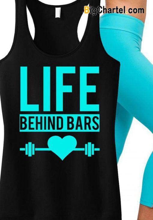 Life Behind Bars TankTop