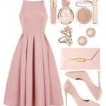 Light Pink Outfit From Bershka