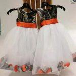 Lovely Camo Flower Girls Dresses Jewel A Line Back Zipper First Communion Dress Girls Pageant Dresses for Wedding Kinds Formal Wear