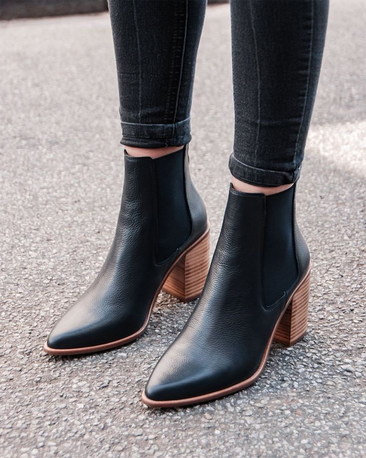 Lover High Ankle Boots Black Nubuck