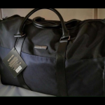 MICHAEL KORS DUFFLE BAG Brand new Michael Kors weekender duffle bag. Features bl...