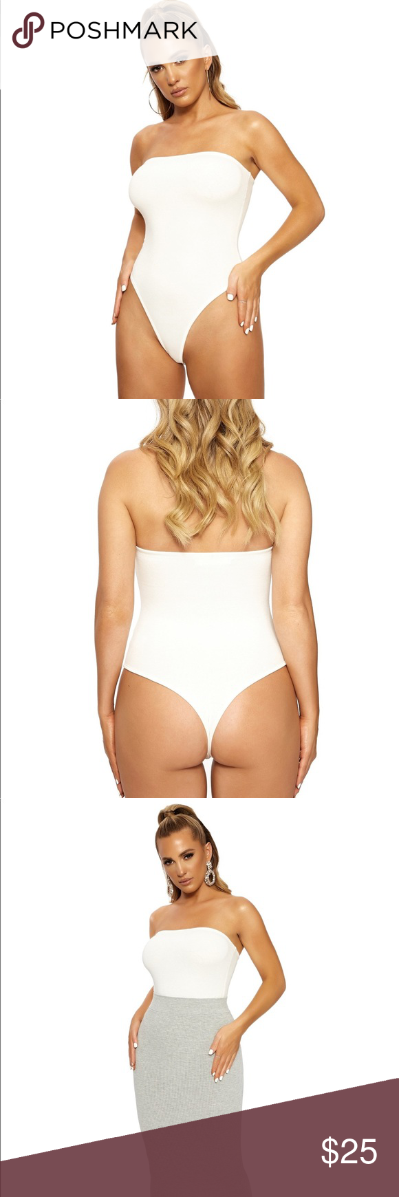 Make a OFFER naked wardrobe bodysuit And we know it! This versatile bodysuit fea…