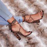 Marissa Ankle Strap Sandals