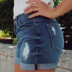 Medium Wash High Waisted Boyfriend Shorts | UOIonline.com: WOmen's Clothing Bout...