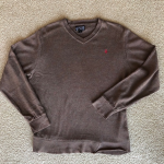 Men's Brown Volcom Sweater Nice, Fall, Winter M Here is a great looking Men'...