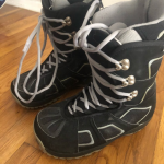 Men's Burton Snowboard boots Used Freestyle snowboard boots Burton Shoes Boots