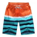 Men Quick Dry Shorts / Casual Summer Beach Shorts M