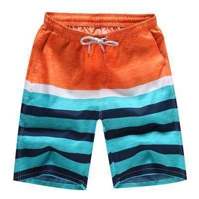 Men Quick Dry Shorts / Casual Summer Beach Shorts M