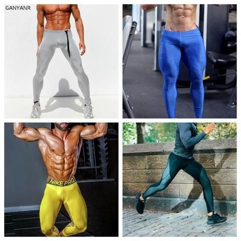 Men Sportswear Leggings compressions – myshoponline.com