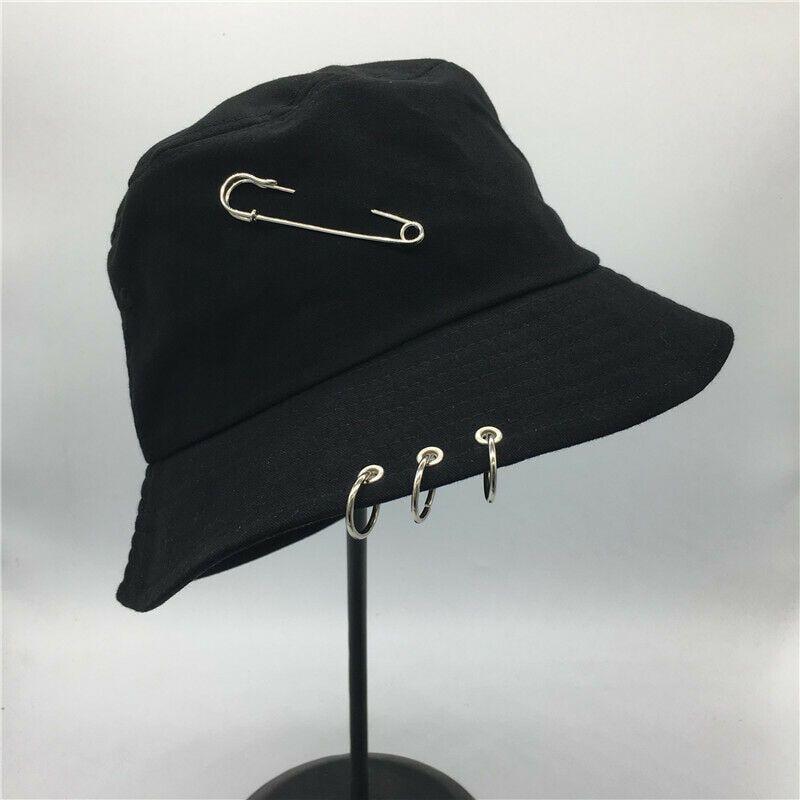 Men Women KPOP BTS SUGA Bucket Hats Fashion Hip Hop Cotton High Quality Hats #Un…