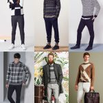 Men's 2015 Autumn/Winter Fashion Trend Preview: Graphic/Printed Knitwear Outfit ...