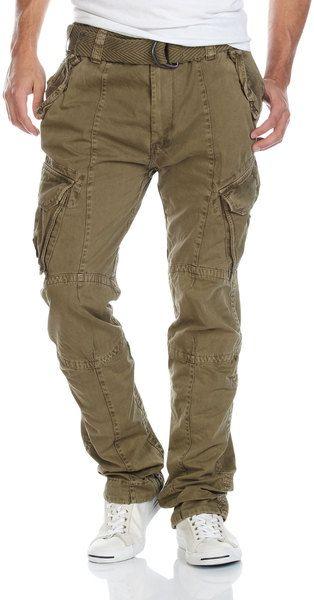 Men's Green Cargo Pants