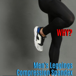 Men's Leggings - Compression Spandex