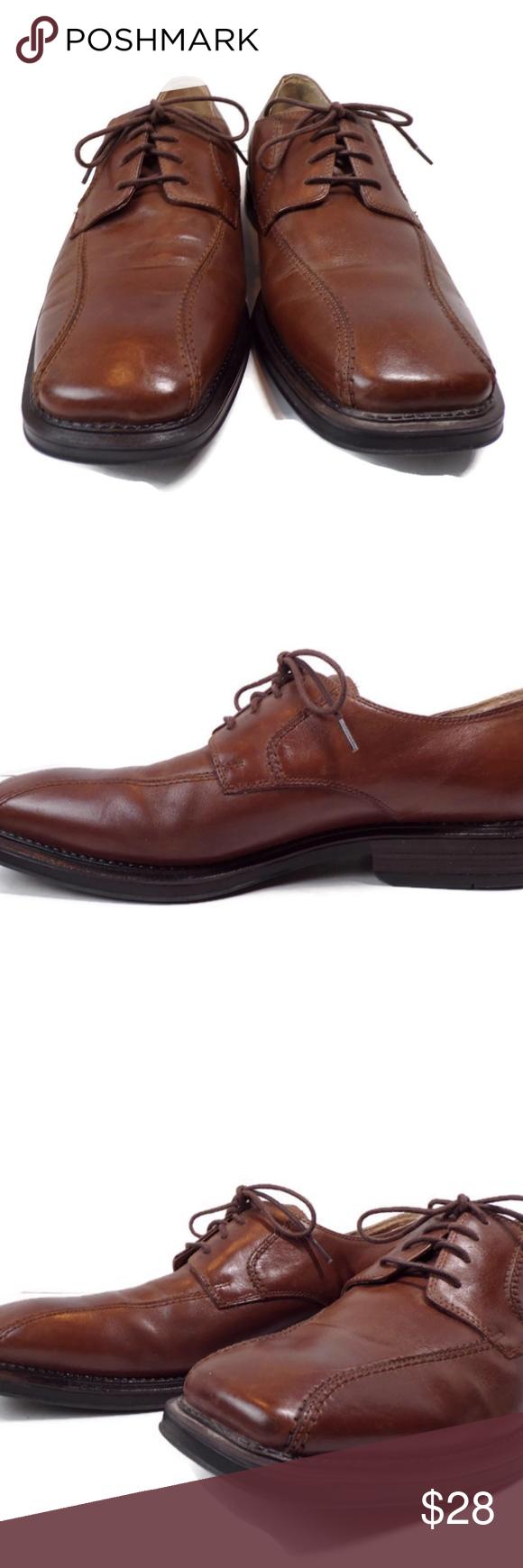 Mens Oxfords London Underground SZ10.5 MS1659 Leather Dress Men's Shoes. Oxfords…