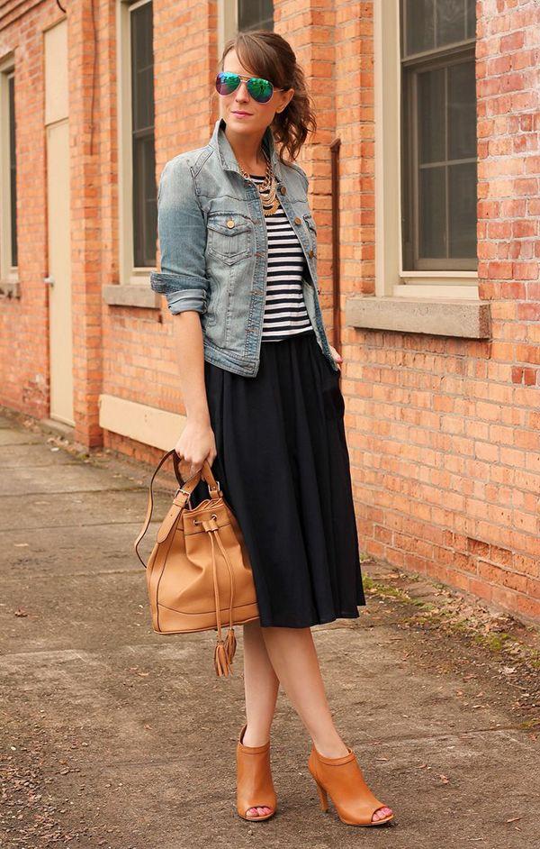 Midi Skirts (3)