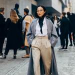 Milan FW 2019 Street Style: Yoyo Cao - STYLE DU MONDE | Street Style Street Fashion Photos Yoyo Cao