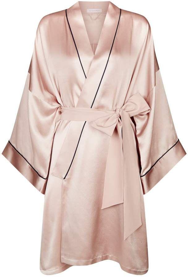 Mimi Silk Robe
