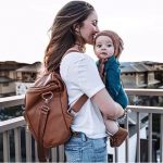 Miss Fong Diaper Bag Backpack