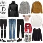 Mom Style {Minimalist Packing List for Cold Weather} | This Mom's Gonna SNAP! //...
