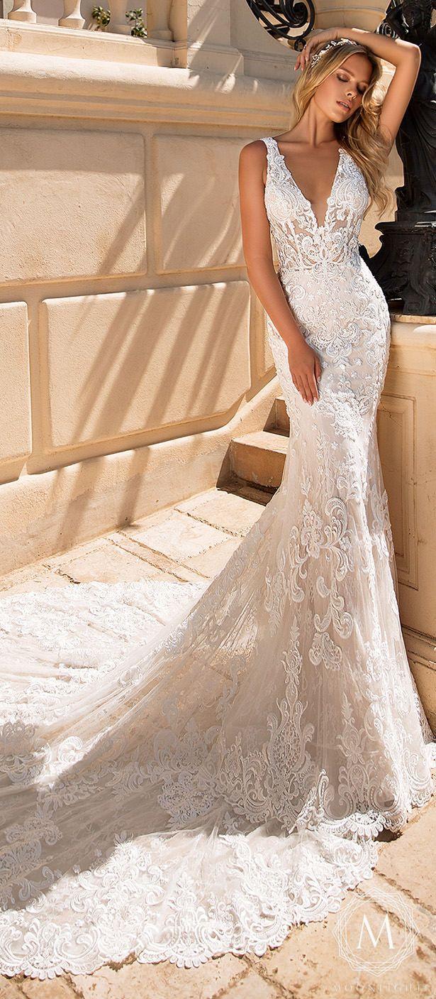 Moonlight Bridal: Glamorous Wedding Dresses for 2019