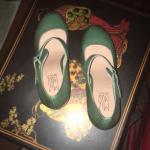Mootsies Tootsies Green Mary Janes, size 7 New never worn Mootsies Tootsies gree...