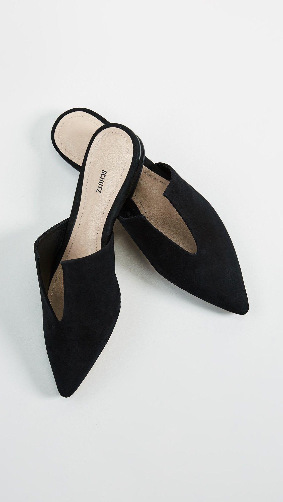 #Mules #flats #shoes