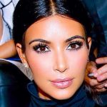 My Favorite Part of Kim Kardashian's Contouring Is Visible Here