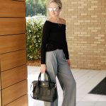 My Favorite Way to Wear Wide-Leg Trousers