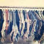 Mystery DISTRESSED Modern Shorts / Sexy Denim Jean Shorts For Summer: All Sizes...