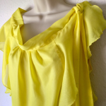 NEW LISTINGMellow yellow blouse Be the bright & bold woman that you are in this ...